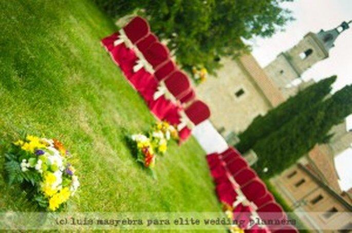 Elite Wedding Planners, organización de bodas en Madrid
