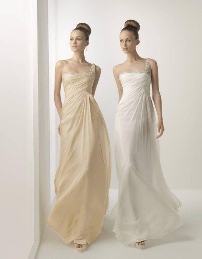 Vestidos de novia Rosa Clará 2012 - Modelo Hada