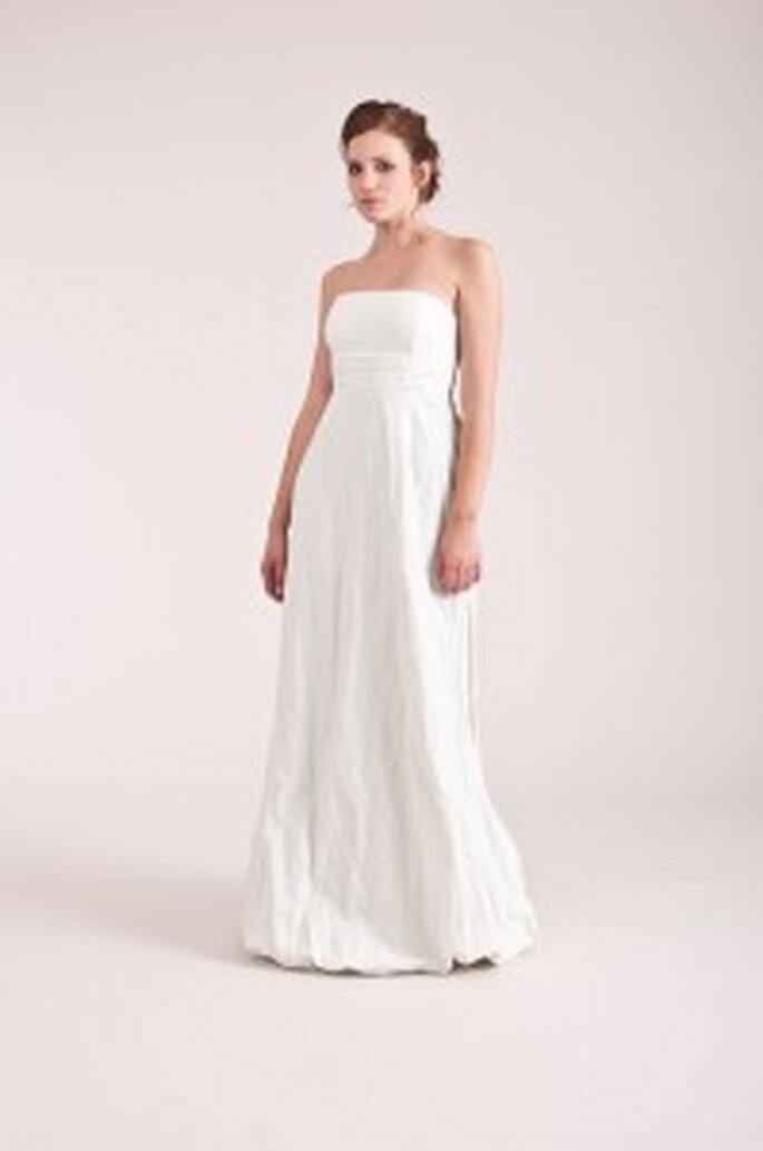 küss die Braut: Crashkleid