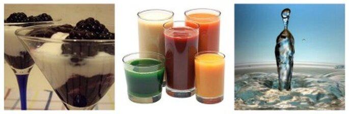Elimina las bebidas que llevan azúcar