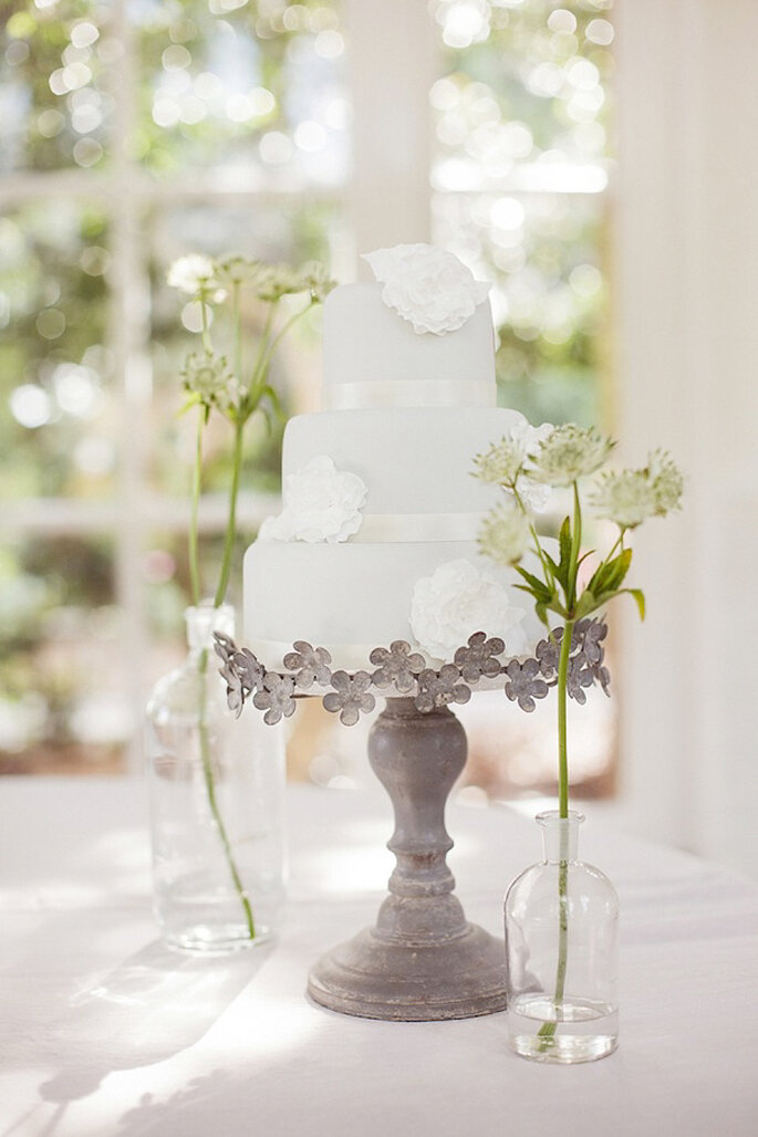 Ideas para una boda minimalista - Foto Sarah Gawler