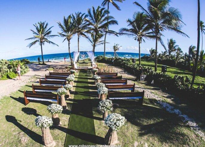 Local: Tropicália Eventos. Foto: Robson Nascimento
