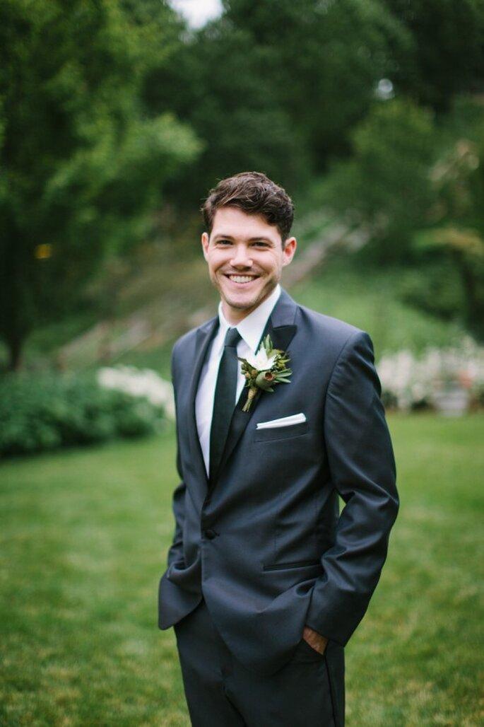 Los detalles ganadores para que tu novio desborde estilo en la boda - M Three Studio