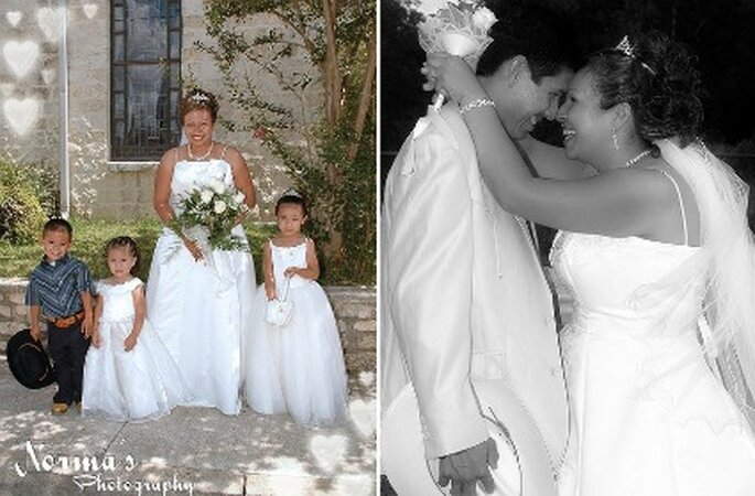 Fotos de bodas        créditos: eliud51