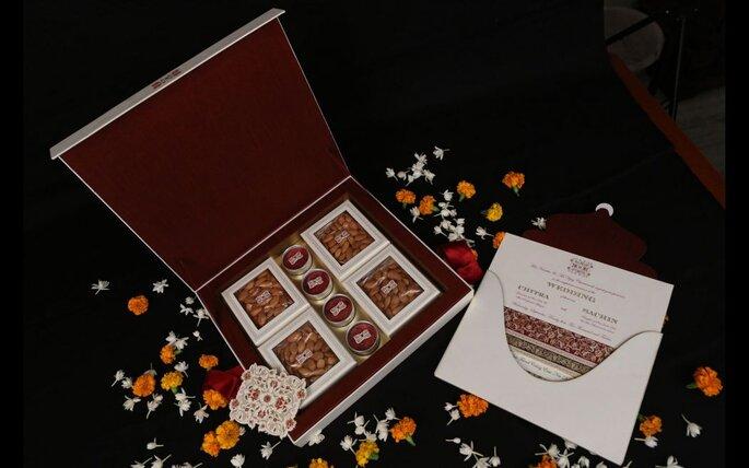 Photo: Ravish Kapoor Innovative Invitations