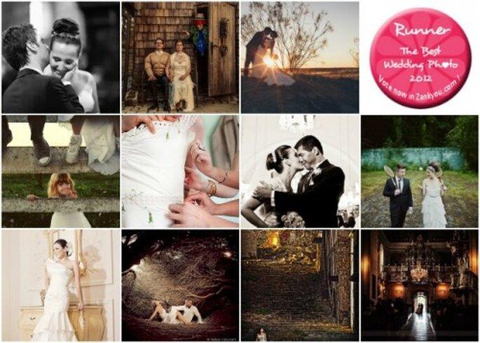 Stimmen Sie ab für das beste internationale Hochzeitsfoto