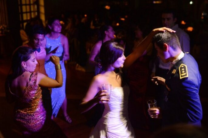 ¡Todos a bailar! Foto: Juya Phographer