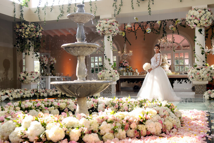 Foto: David Betancur Wedding Planner & Floral Designer