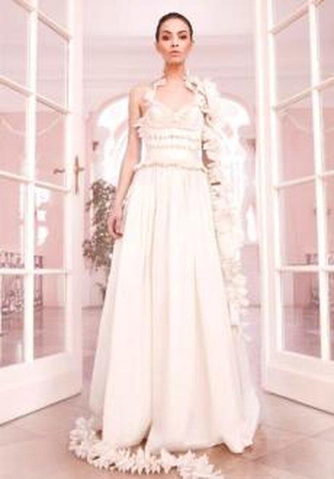 Colección de vestidos de novia Jorge Terra 2010