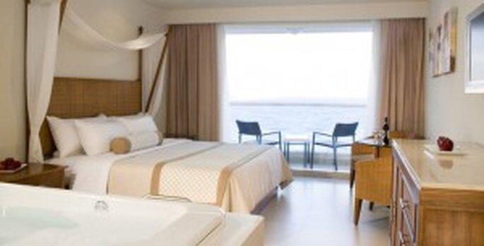 Suite en el Sun Palace de Cancún
