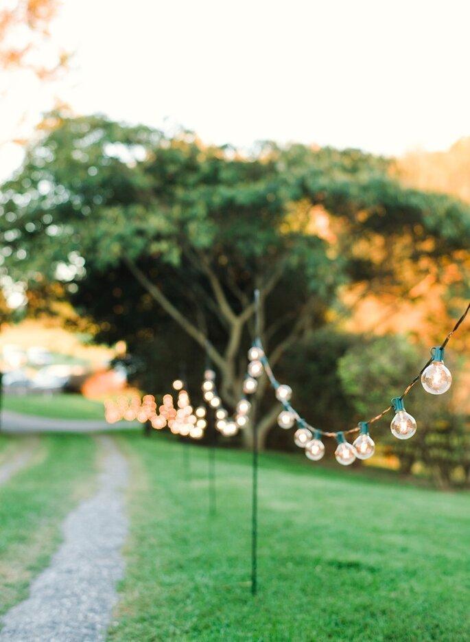 Una boda campestre - Jodi Miller Photography