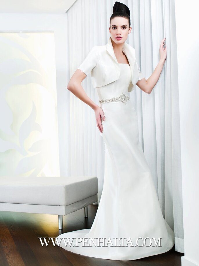 Robe de mariée Caterva - Penhalta 2012