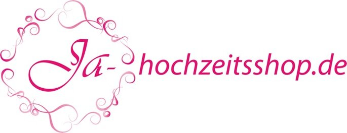 Logo ja-hochzeitsshop