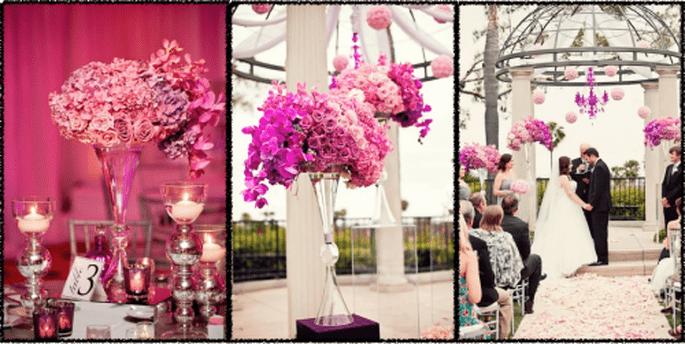 Decoración de boda con Lilis - Fotos de Lily Stein