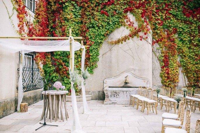 My Vintage Wedding Portugal - The Quinta