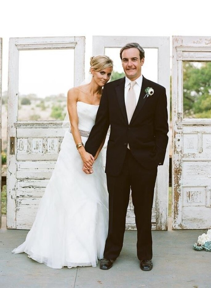 Detalles para una boda shabby chic - Q Weddings