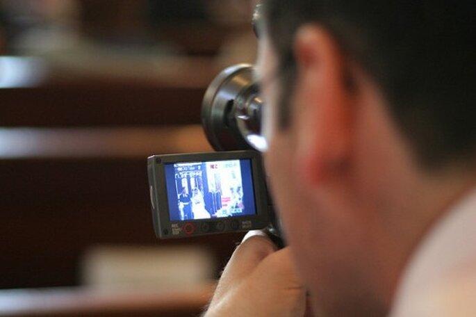 Consejos para contratar el servicio de video para una boda - Foto Robert Sanzalone en Flickr