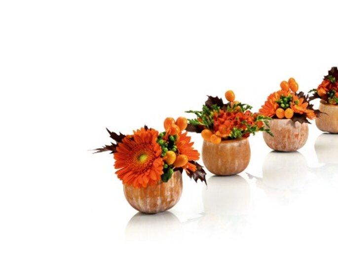 Cestas de frutas para tu boda - Naranjas de la China