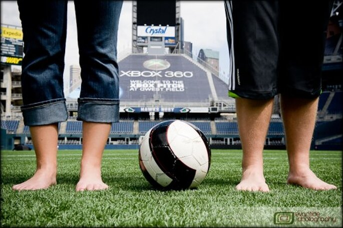 Elijan el deporte que mejor los represente - Foto Evantide Photography