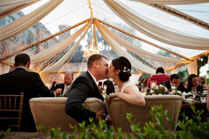 Como decorar o seu casamento com TULE: dicas originais e lindas!