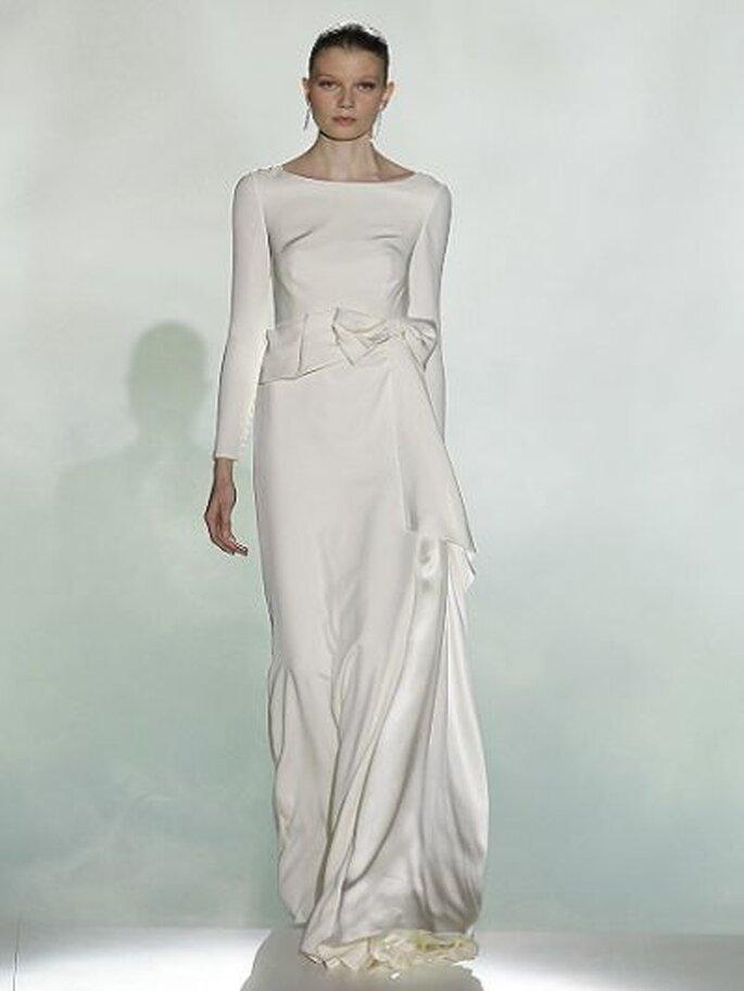 ... modische Bräute – die schönsten Hochzeitskleider 2013 in Farbe