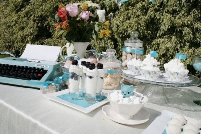 Utiliza una Candy Station en tu boda, foto de Joy! eventos
