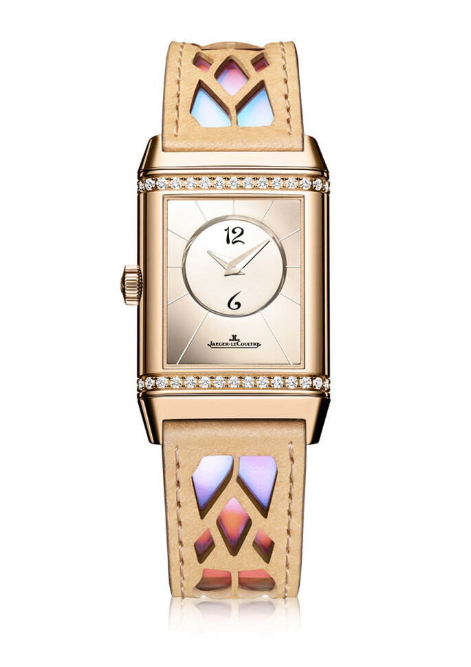 Foto 12.- Jaeger-LeCoultre Atelier Reverso by Christian Louboutin