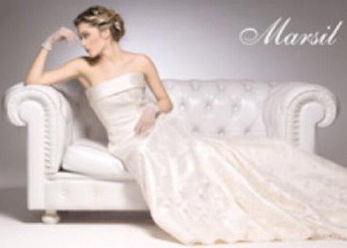 Outlet di vestiti da sposa a Roma: Marsil