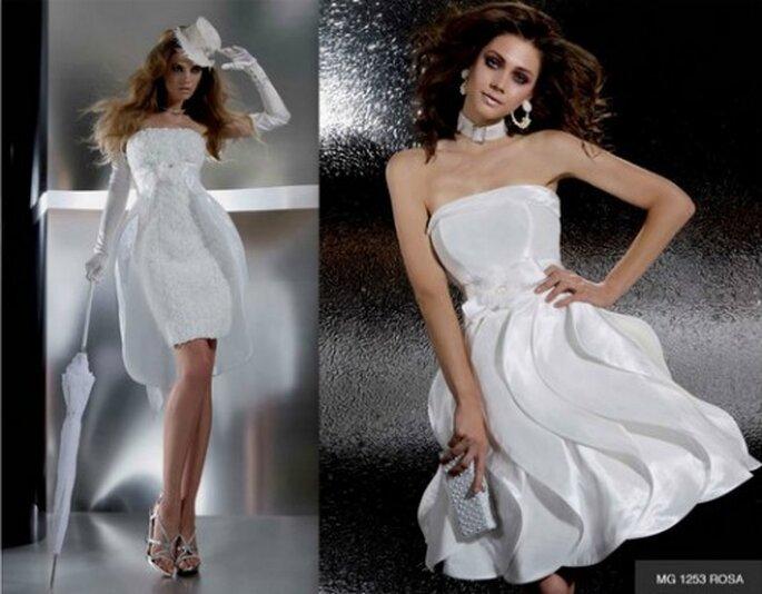 Gritti spose collezione 2012 quando l abito da sposa non for Sposa che corre