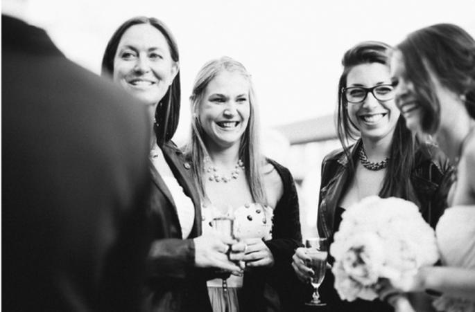 Descubre porqué es importante que invites a tus jefes a la boda - Foto Nadia Meli
