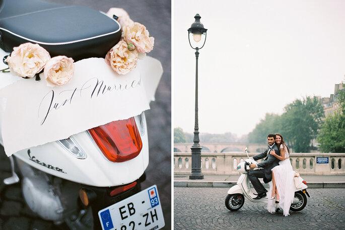 Wedding Coordinating: DLG Paris Wedding