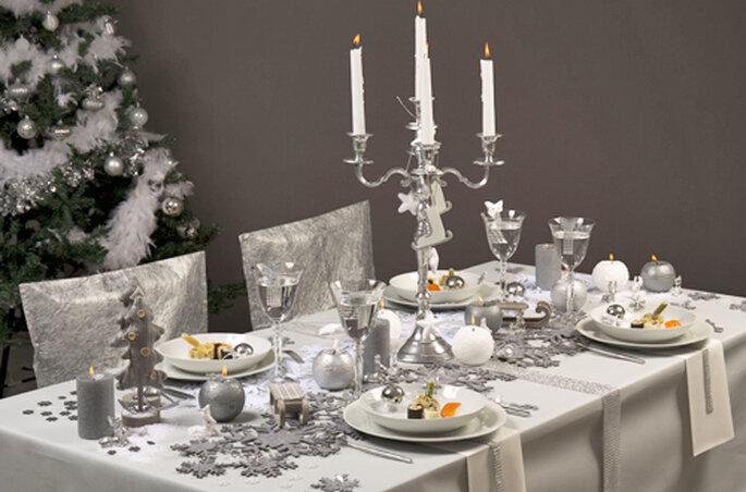 Jouez la carte de l'originalité en vous mariant en hiver ! - ©Zoé Confetti