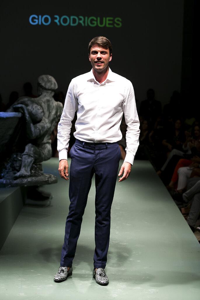 O criador Gio Rodrigues.