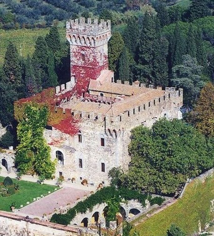 Foto via Castellodivincigliata Website