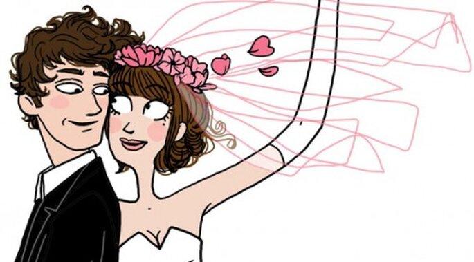 Cómo actualizar la agenda de mi boda - Foto Zankyou