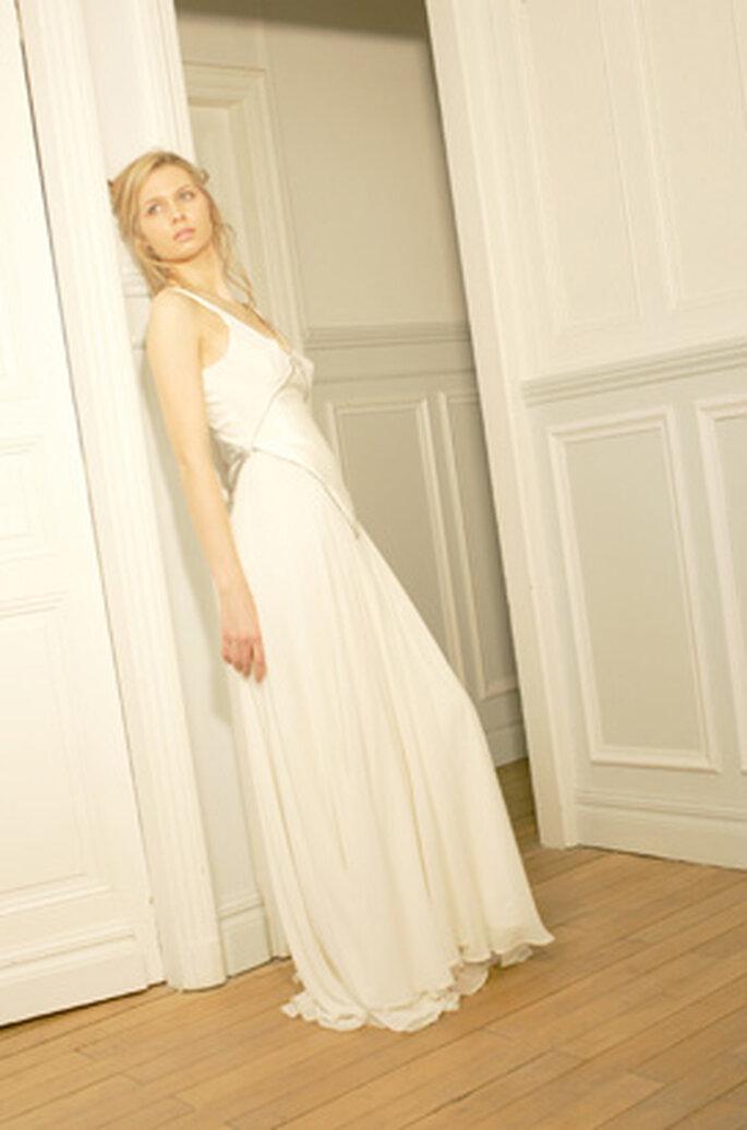 Robe de mariée Odile Léonard