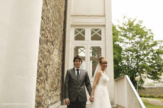 Fraîchement mariés ! - Photo Roberto & Maria