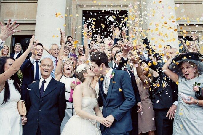 8 personas que no tienes porque invitar a tu boda. Foto- Emma Case