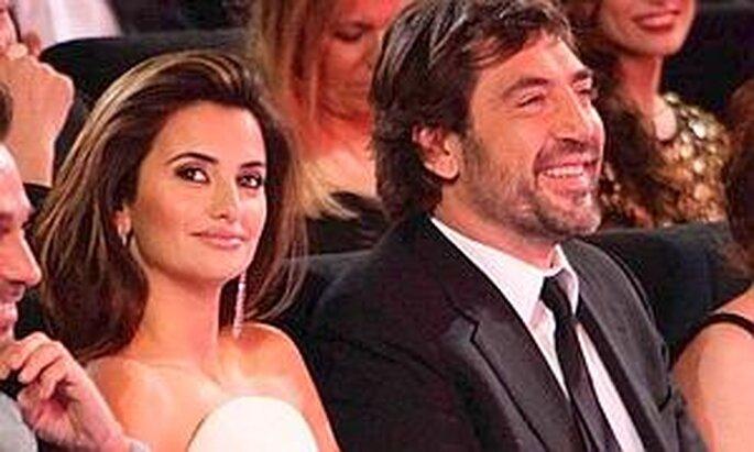 Los actores Penélope Cruz y Javier Bardem oscarizados
