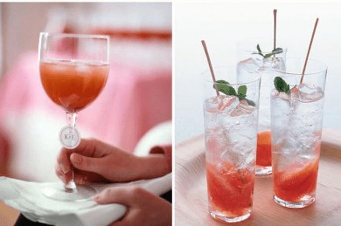 Bevande ghiacciate e coloratissime per i vostri ospiti