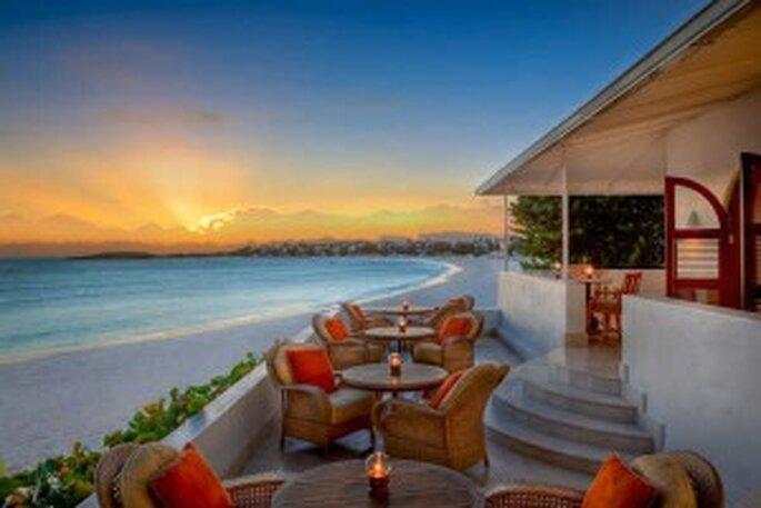 Julula Cap, Isla del Caribe Anguila