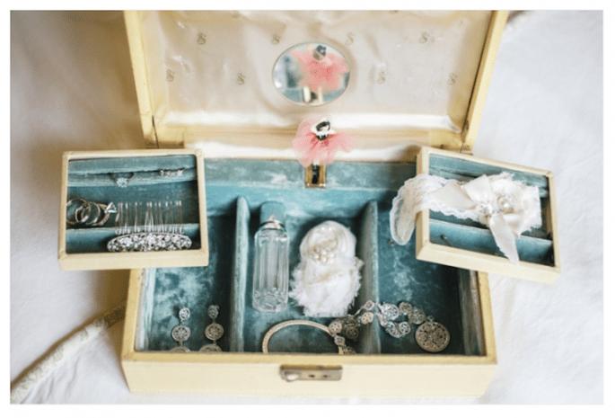 Las joyas de la abuela perfecta para tu boda  - Foto Natalie Franke