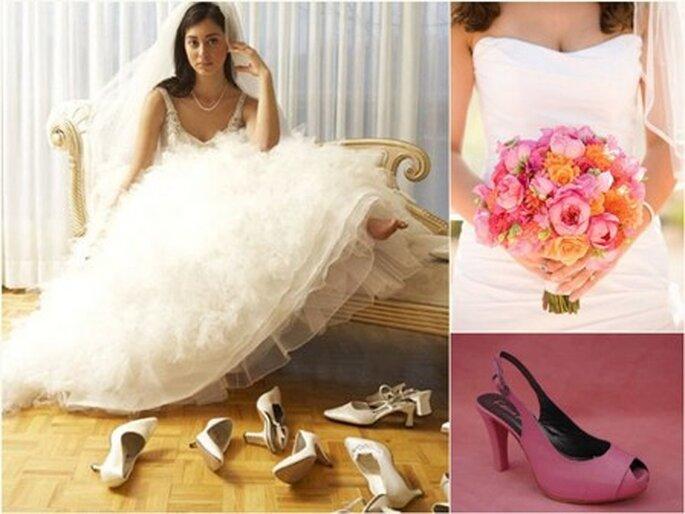 Sapatos de noiva forrados ou feitos à medida - Atelier Fátima Alves