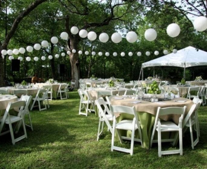 ¿Quieres una boda sencilla? Mira cómo se decora