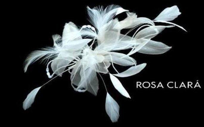 Colección de tocados Rosa Clará 2009