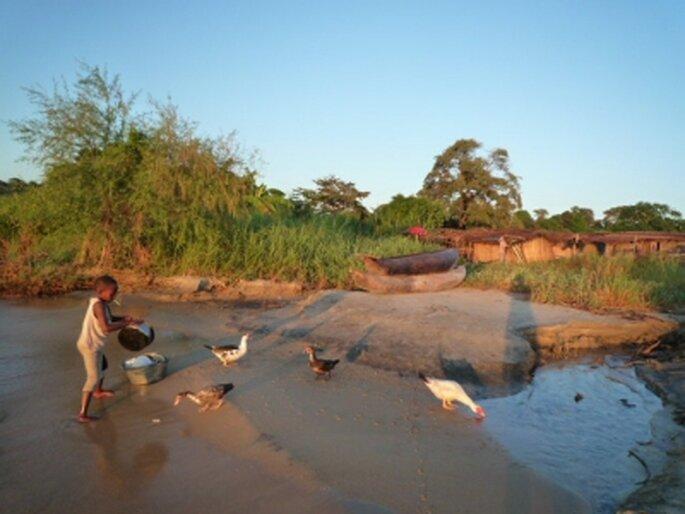 Malawi. Foto via Enchanting Travels