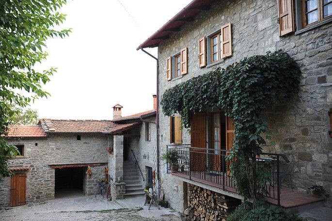 Encantador alojamiento rural en La Toscana, Podere River II, Pratovecchio (Arezzo). Foto: Flickr - Toprural