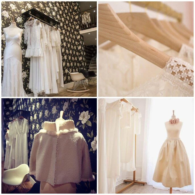 Boutiques : Olympe et Just A Perfect Day