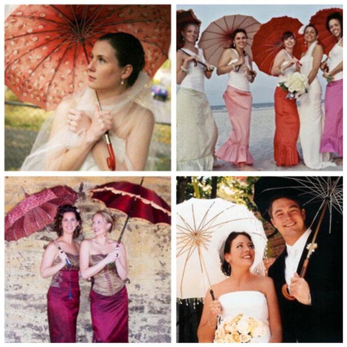 À chuva com estilo - Bella Umbrella