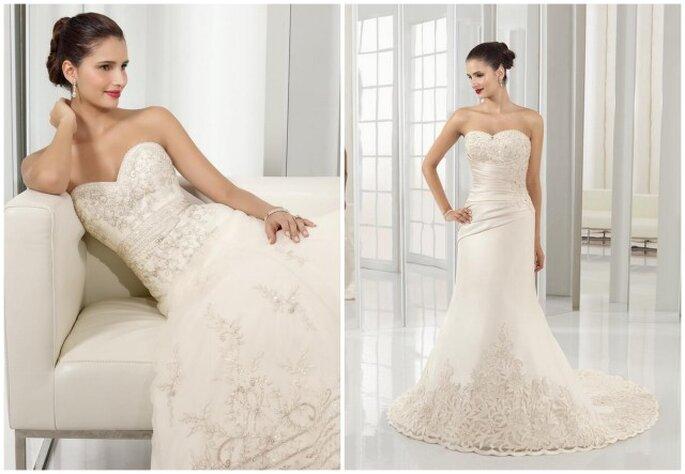 Fotos: Vestidos de novia Marcela Herrera